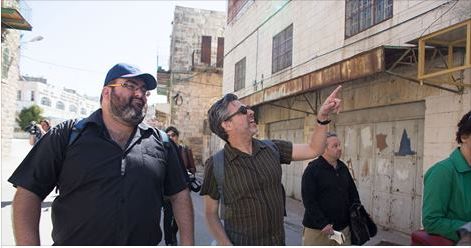 Q&A – Michael Chabon Talks Occupation, Injustice and Literature After Visit to West Bank